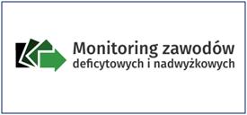 Zdjęcie logotypu strony interntowej Monitoringu zawodów Publicznych Służb Zatrudnienia